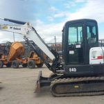 Bobcat E45 Compact Excavator Service Repair Workshop Manual