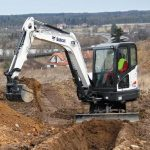 Bobcat E60 Compact Excavator Service Repair Workshop Manual