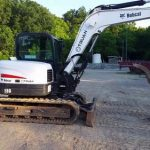 Bobcat E80 Compact Excavator Service Repair Workshop Manual