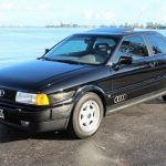 Audi Coupe Quattro Car Service Repair Workshop Manual