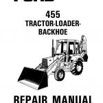 New Holland 455 Tractor-Loader-Backhoe Service Repair Manual
