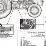 New Holland BOOMER 46D CVT/BOOMER 54D CVT TRACTOR ELECTRICAL SCHEMATIC Manual(47906738)