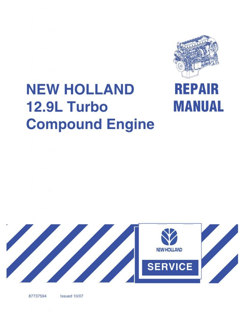 New Holland Fr 9060 Compound Turbo